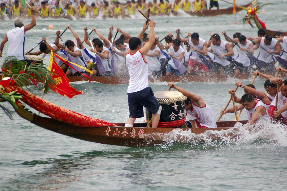 Dragon Boat Racing Hong Kong