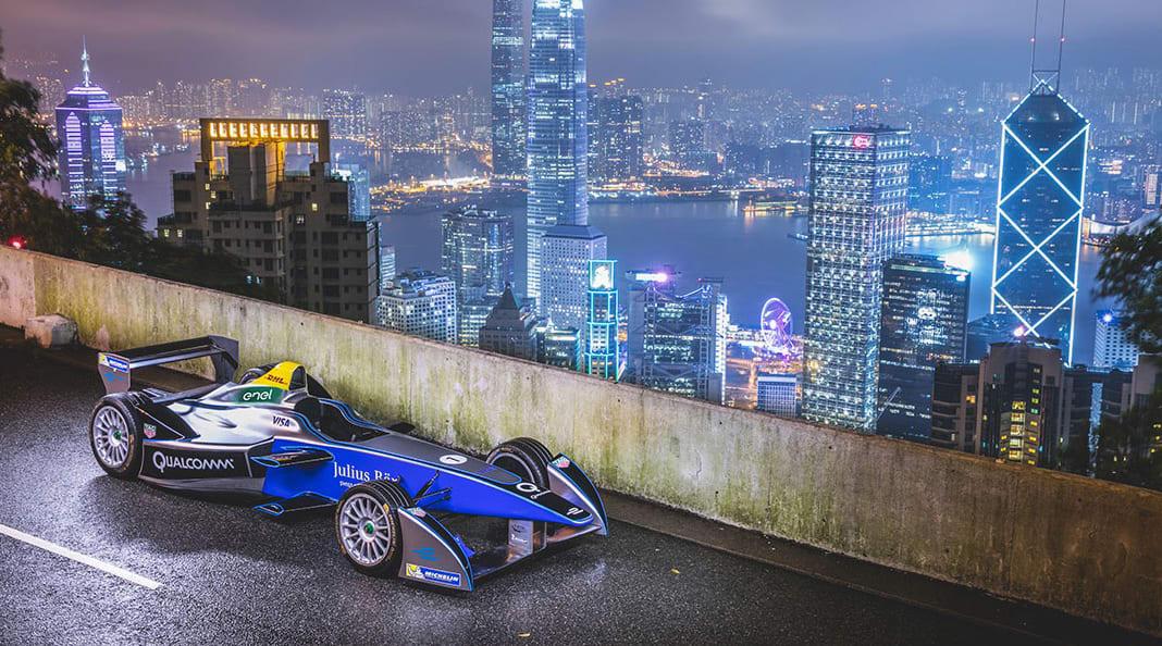 Hong Kong Formula E