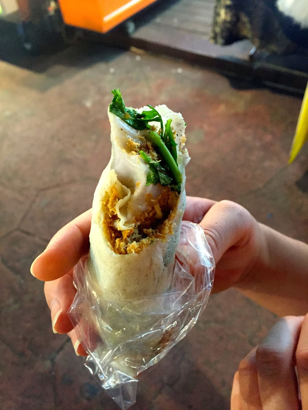 Run Bing Taipei Street Food