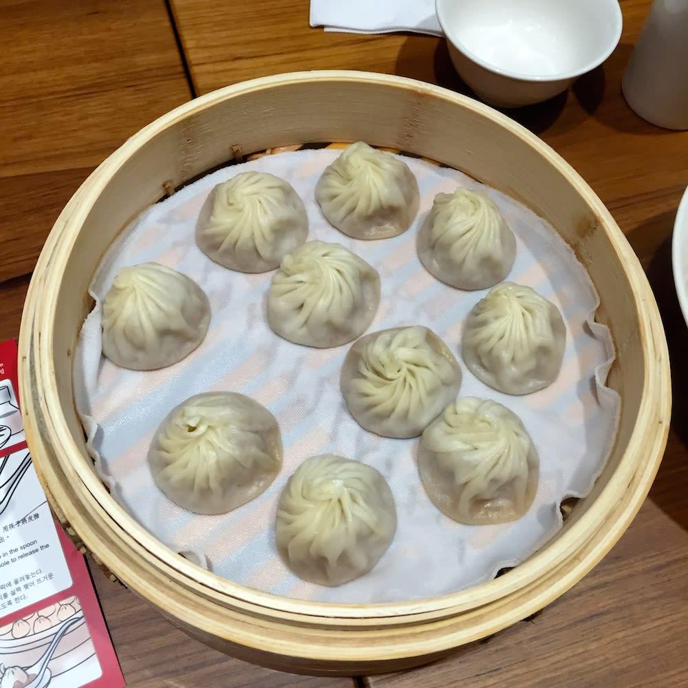 Din Tai Fung Xiao Long Bao