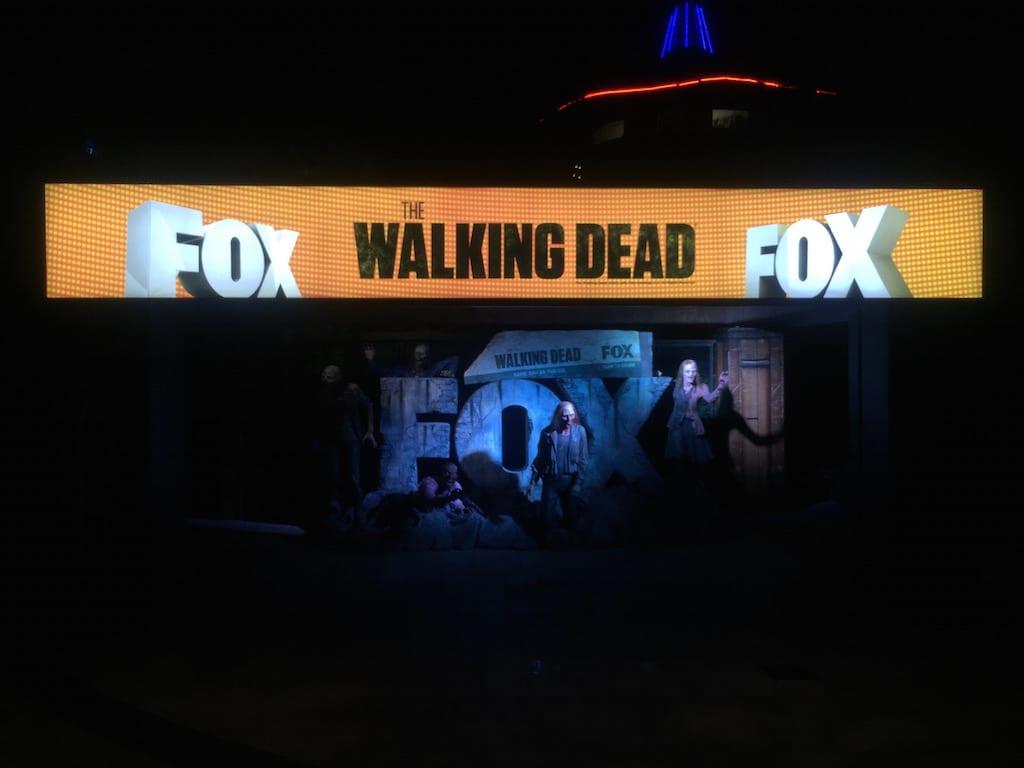 Walking Dead Ocean park