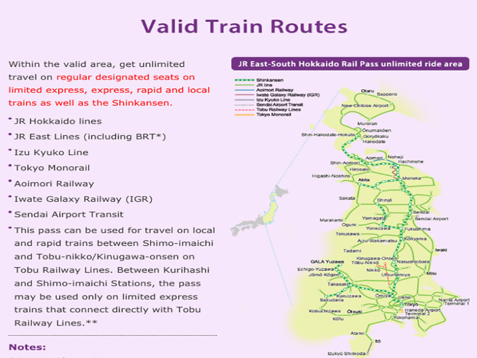 How-To-Use-Your-Japan-Rail-Pass-Hokkaido-map