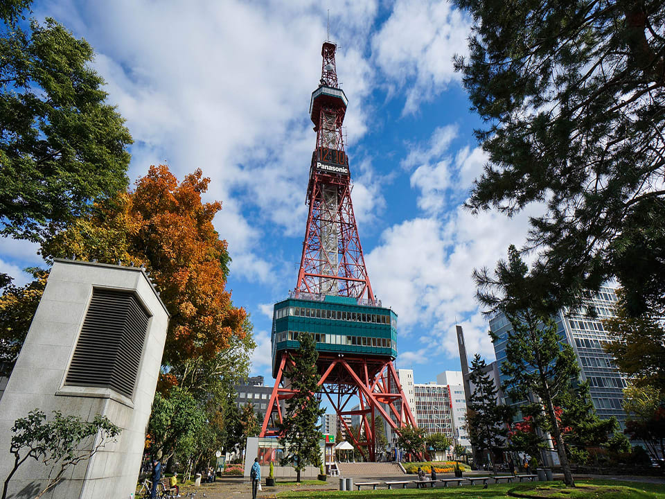 How-To-Use-Your-Japan-Rail-Pass-Hokkaido-sapporo-tv-tower