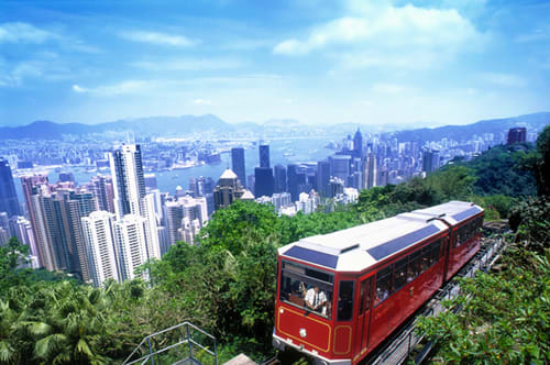 hong kong transport, hong kong transportation, peak tram, peak tram hong kong, peak tram fare, peak tram station, peak tram hours, peak tram tickets, hk peak tram, peak tram terminus, peak tram ride, get around in hong kong, travel in hong kong