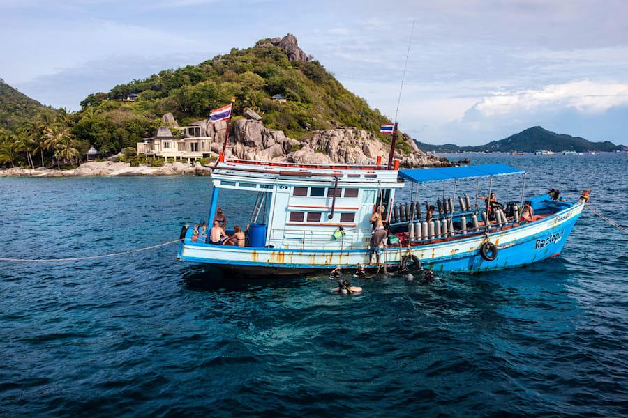 Koh Tao Free Diving