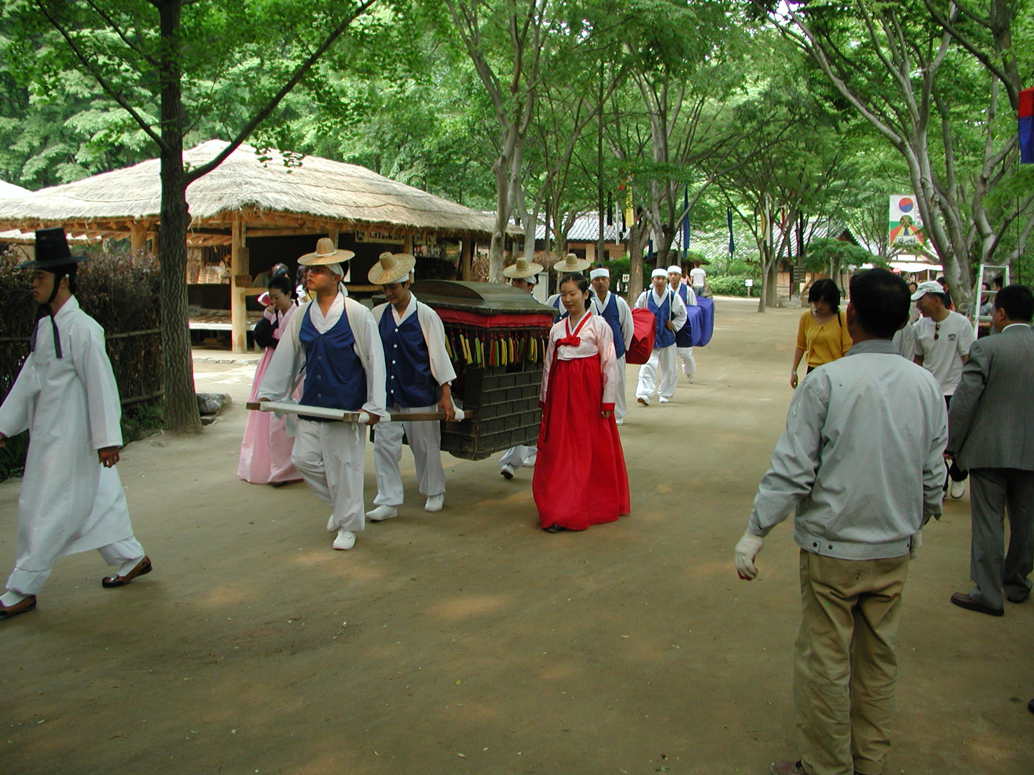 Know Before You Go: Visiting Korea during Chuseok