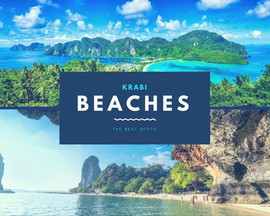 best beaches krabi island