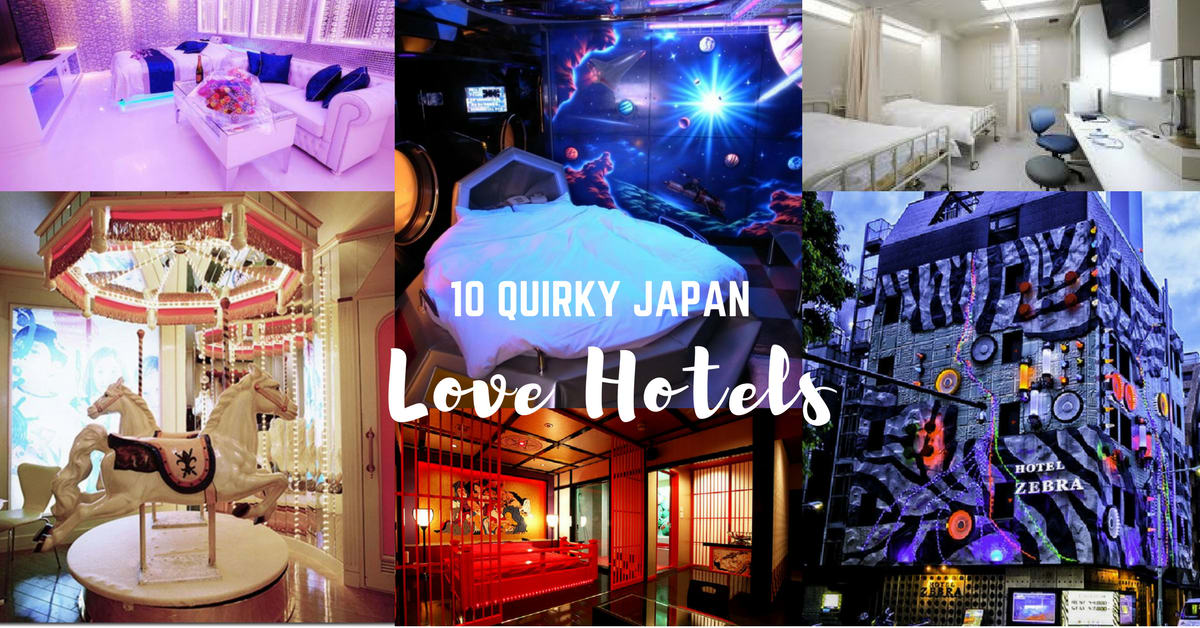 love hotels in japan