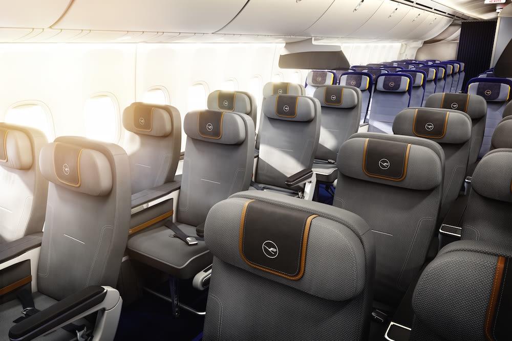 Premium Economy Lufthansa