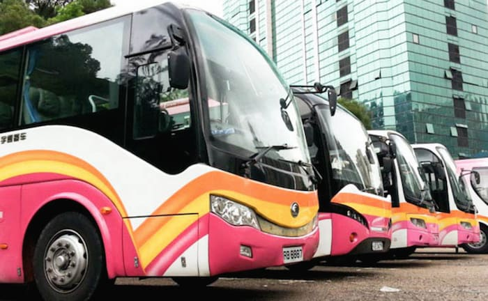 Bus Transfer Hong Kong