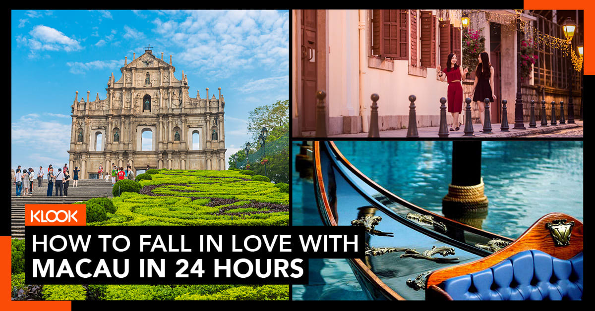 Macau cover image