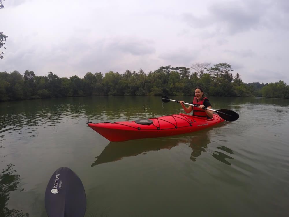 Me Ubin Kayak