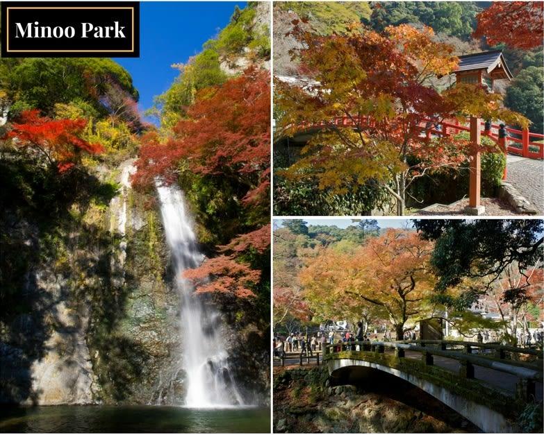 Minoo Park Osaka