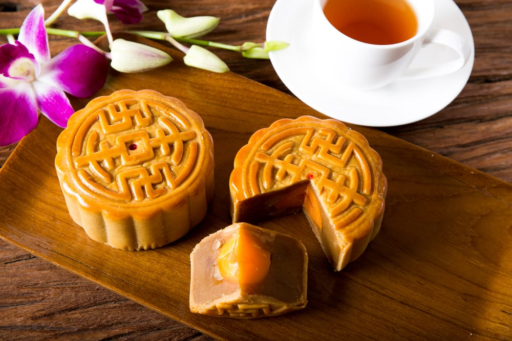 Moon Cakes in Singapore