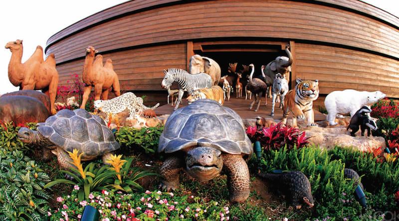 Noah's Ark Hong Kong