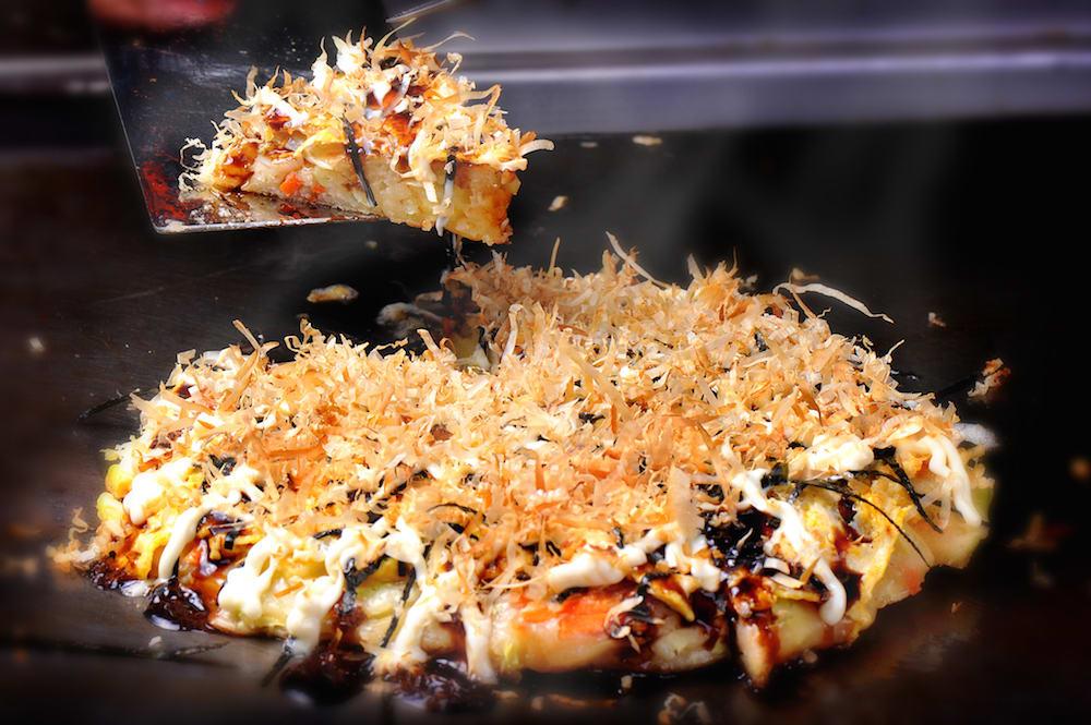 Okonomiyaki Japan