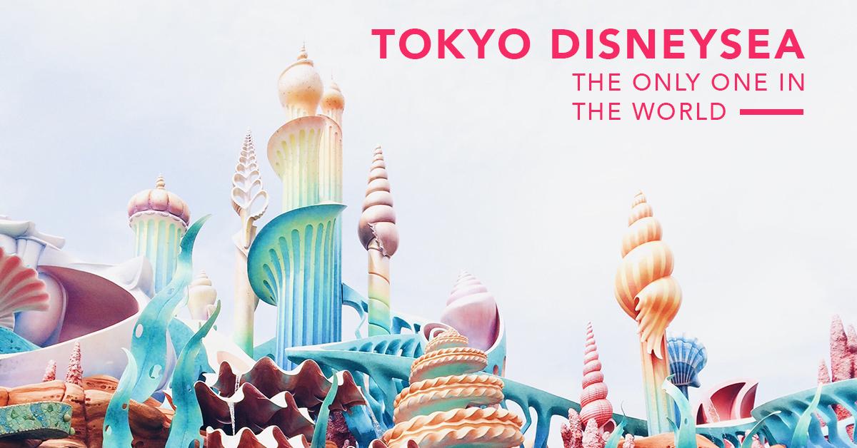 Tokyo Disneysea Article Cover Image