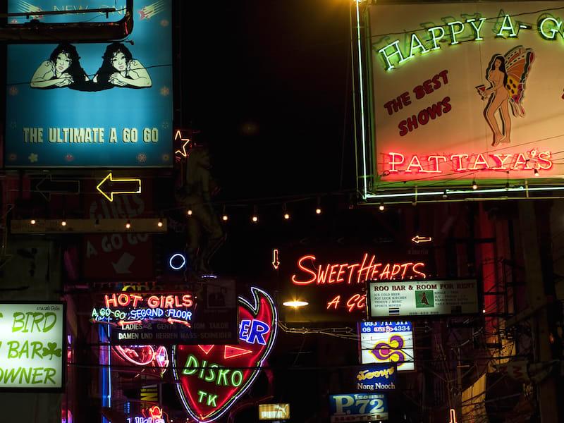 Pattaya Go Go Bars