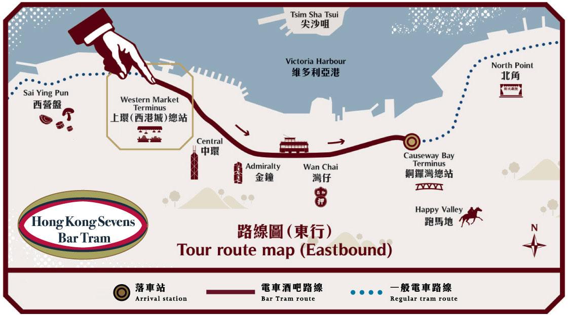 Western Market Route