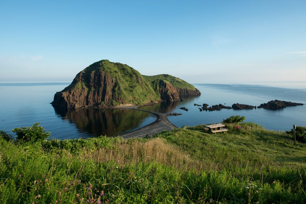 Japan Sado Island