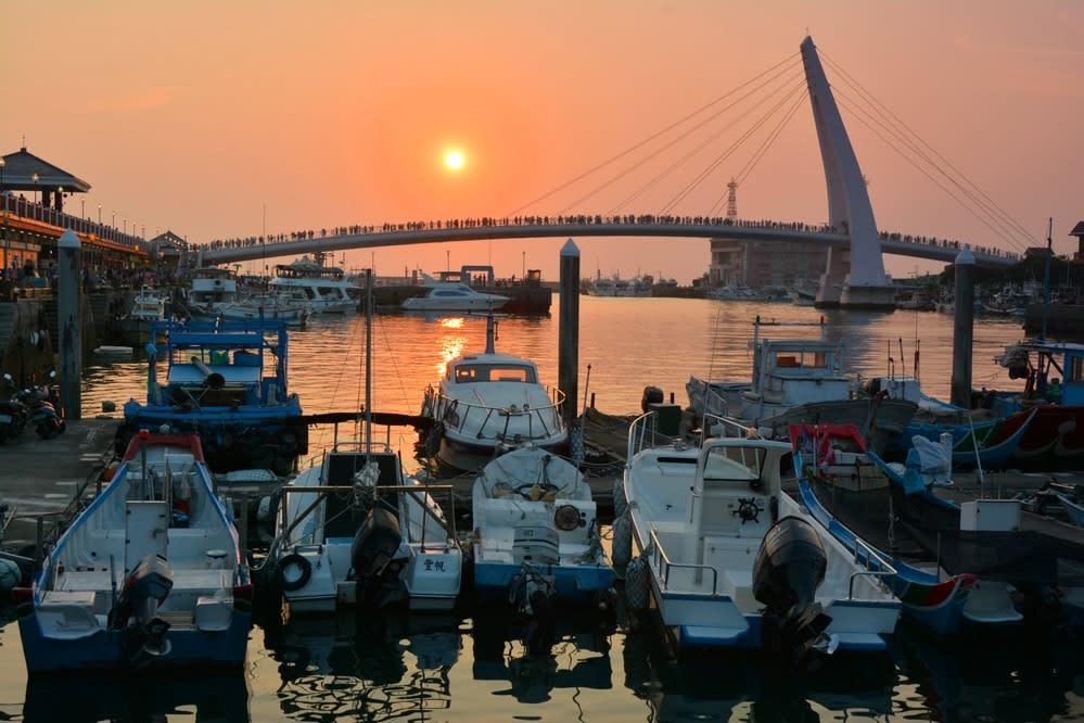 Tamshui Fisherman's Wharf