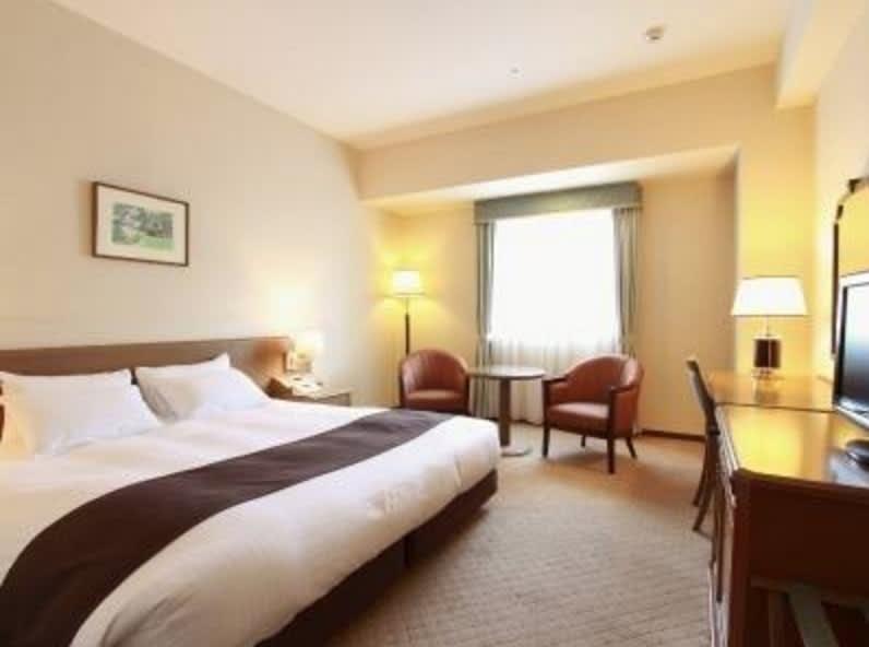 Sapporo Aspen Hotel Double Room