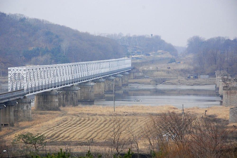 Seoul - Freedom Bridge
