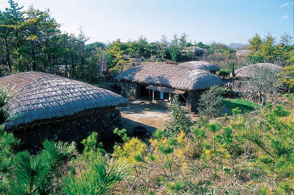 Seongeup Village Jeju