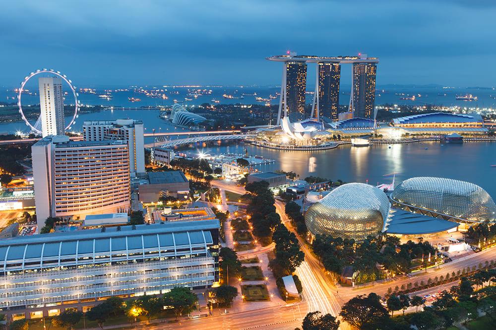Singapore - Cityscape