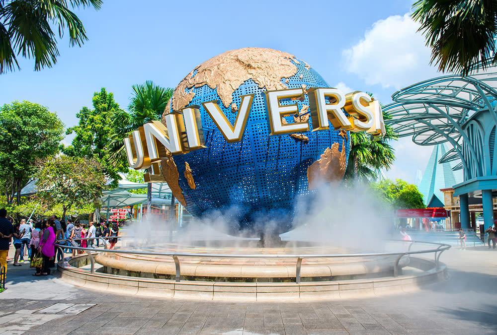 Singapore - Universal Studios