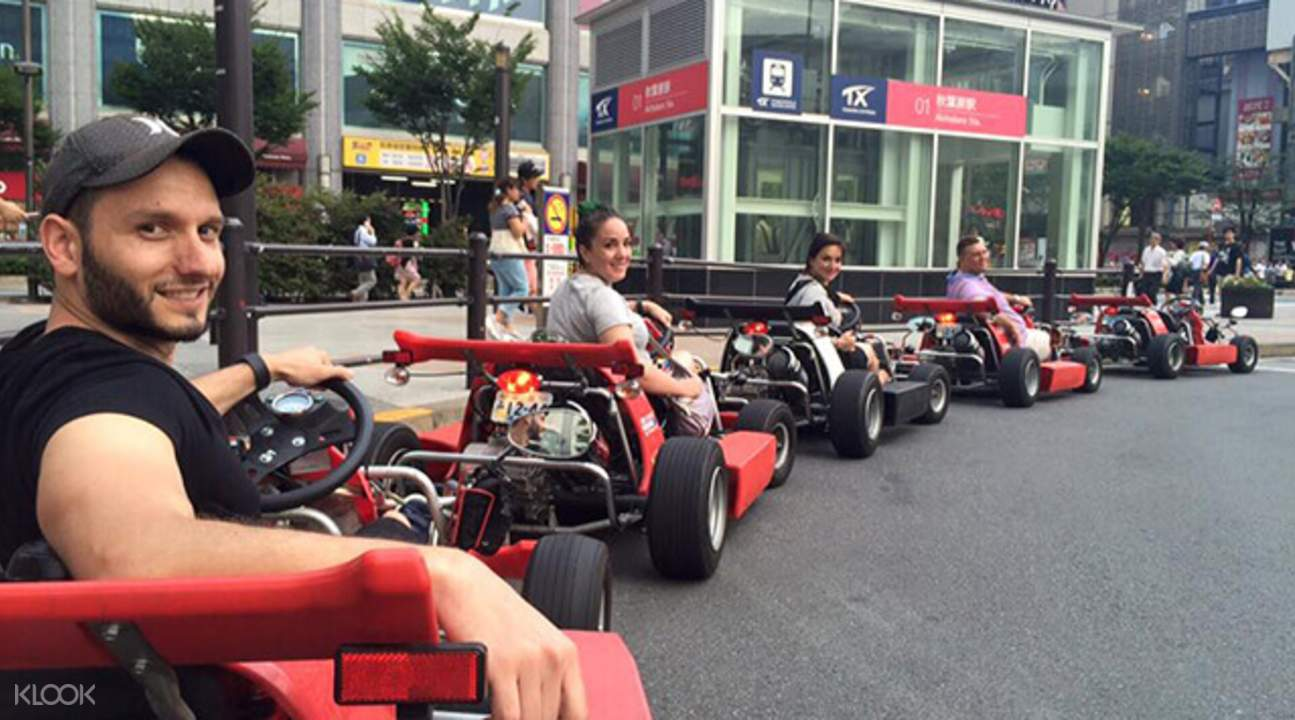 Street Go Karting Experience