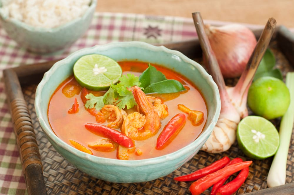 Thailand Tom Yum