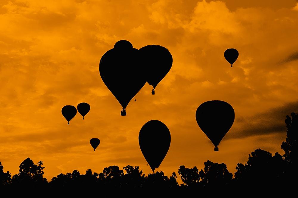 Thailand - Chiang Mai - Hot Air Balloon
