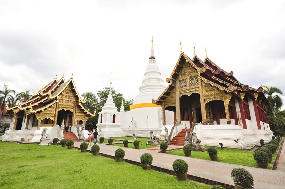 Thailand - Chiang Mai - Wat Phra Singh copy