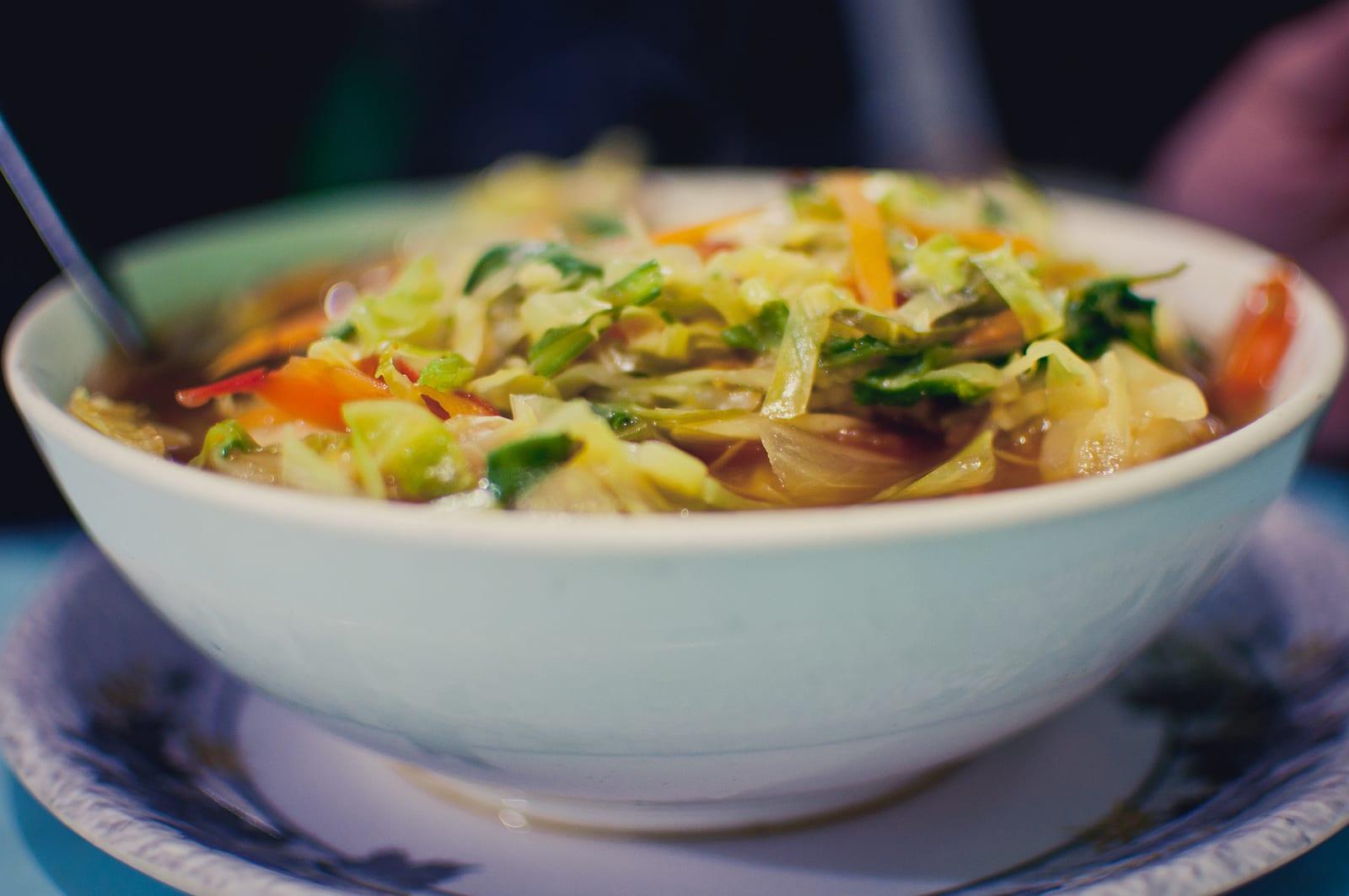 Tibetan Dish