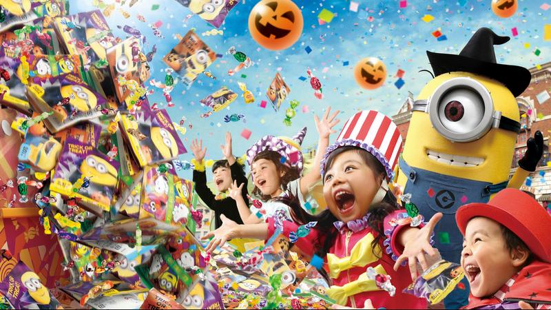 USJ-Halloween-Minion