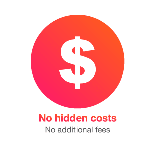 Klook-USP-no-hidden-costs