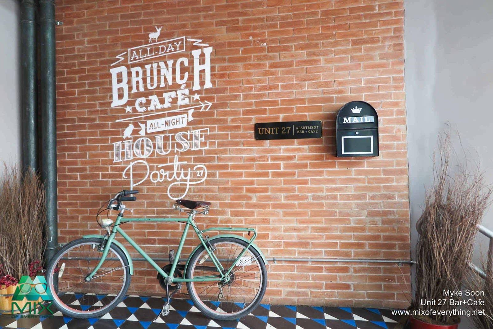 Unit 27 Bar & Cafe Manila