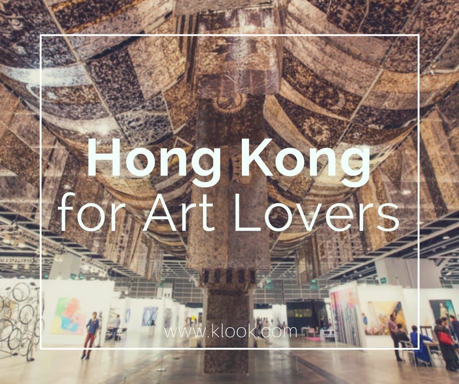 Hong Kong for Art Lovers