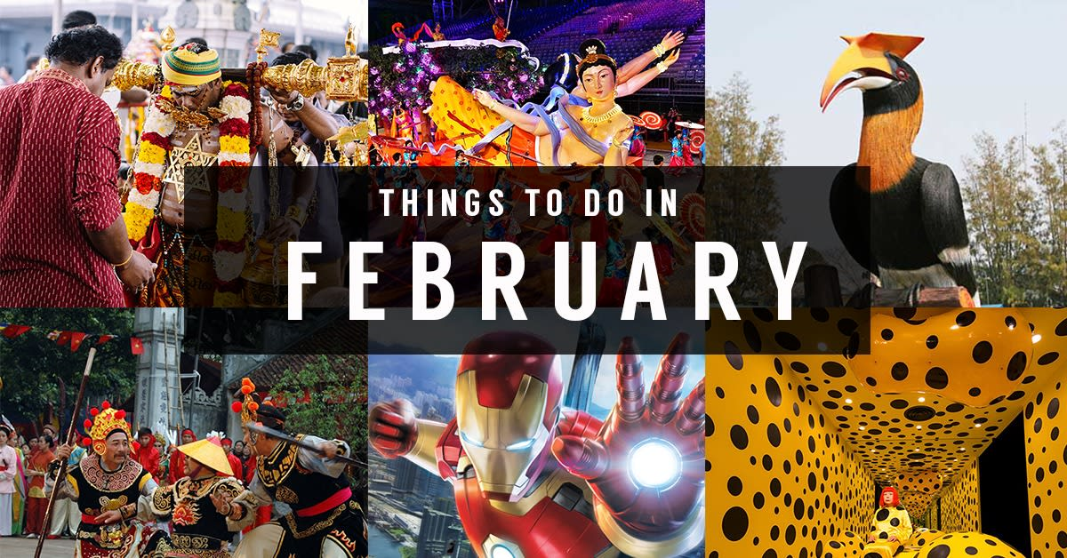Things to do in February cover photo