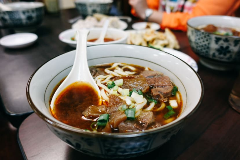 chang beef noodles