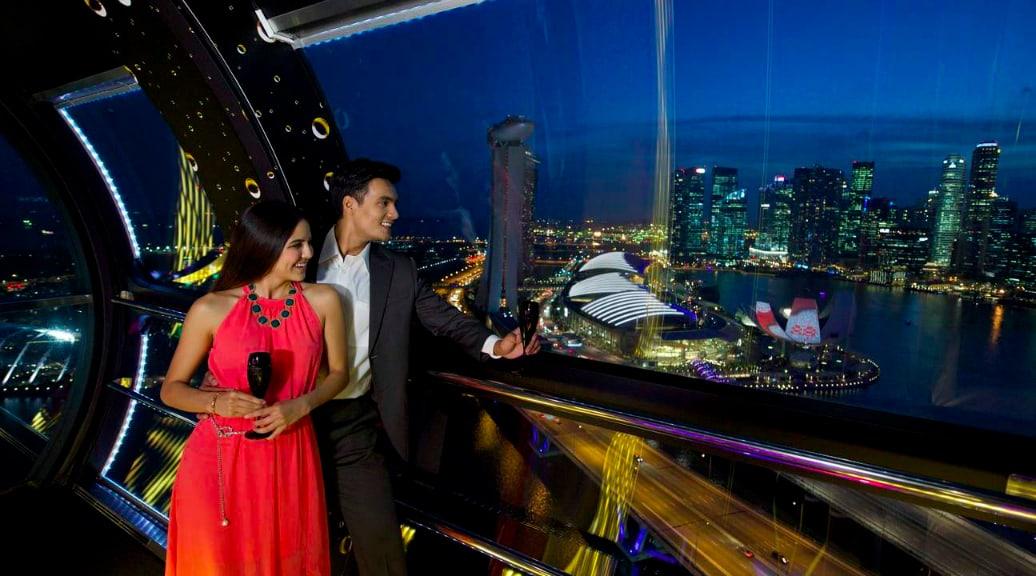 Singapore Flyer Premium