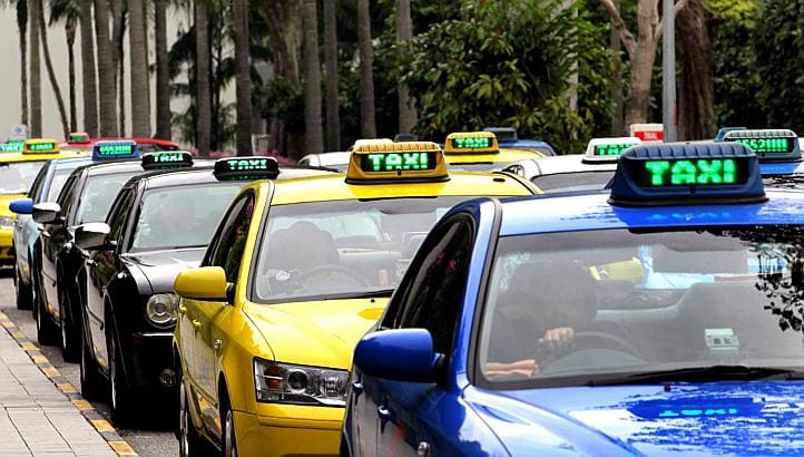 Singapore Taxis
