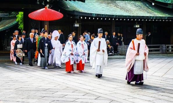 Meiji-Jinggu Shrine