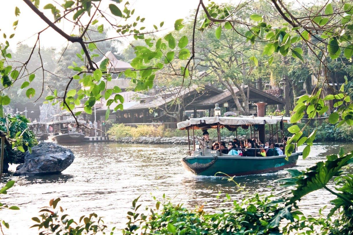 Jungle River Cruise