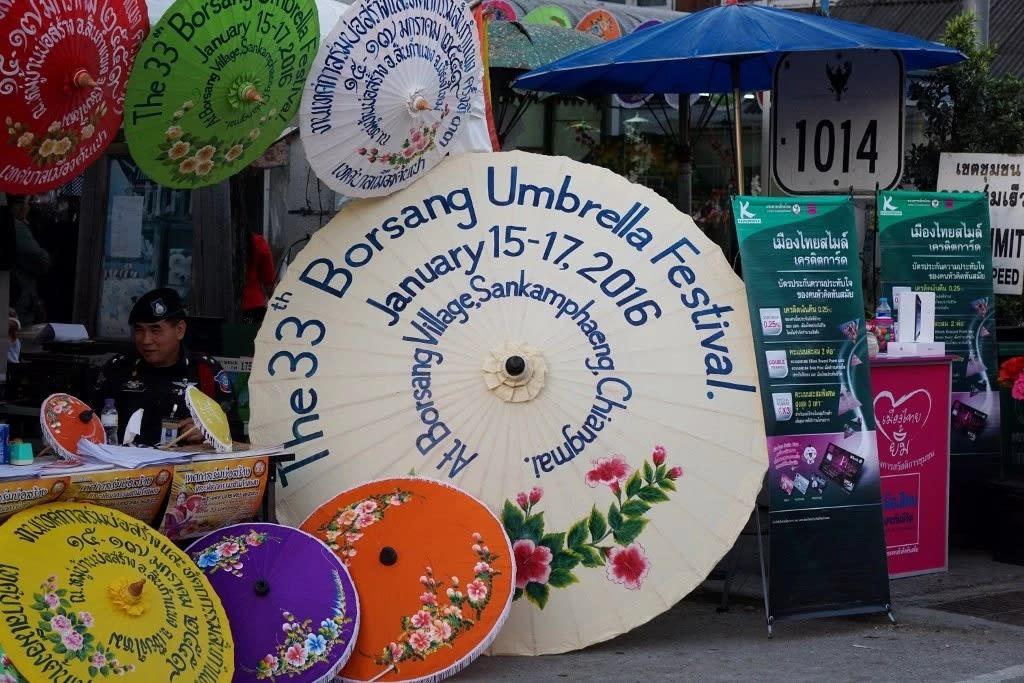 Bo Sang Umbrella Festival