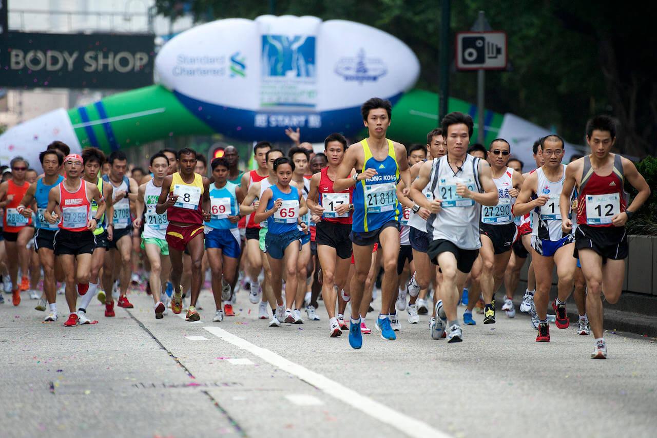 Hong Kong Standard Charted Marathon