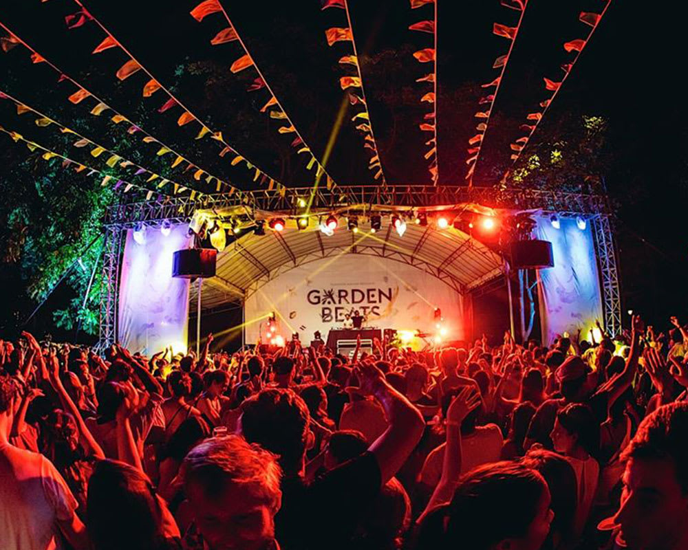 Garden Beats Festival