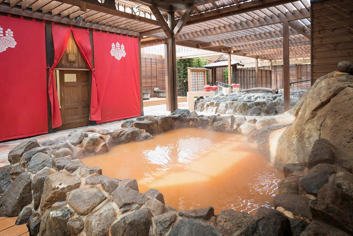 Kinsen at Arima Onsen Taikounoyu Spa