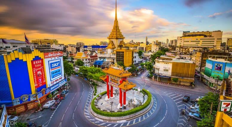 Bangkok Roundabout